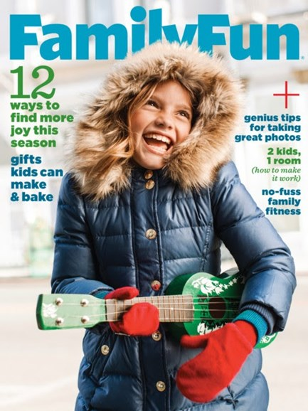 Family Fun Cover - 1/1/2013