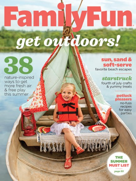 Family Fun Cover - 6/1/2013