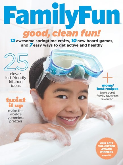 Family Fun Cover - 5/1/2013