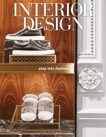 Interior Design Cover - 4/1/2017