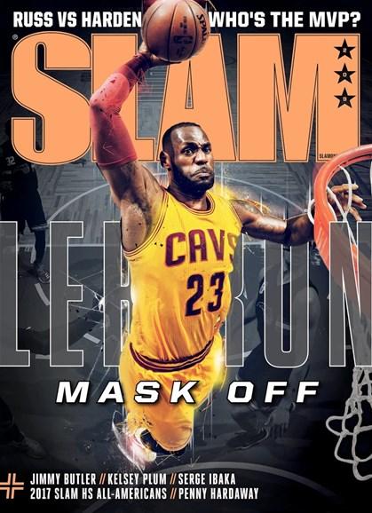 Slam Cover - 7/1/2017