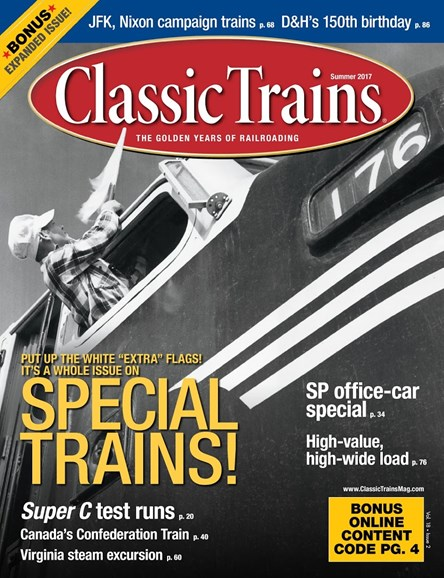 Classic Trains Cover - 6/1/2017