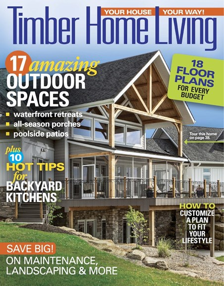Timber Home Living Cover - 7/1/2017