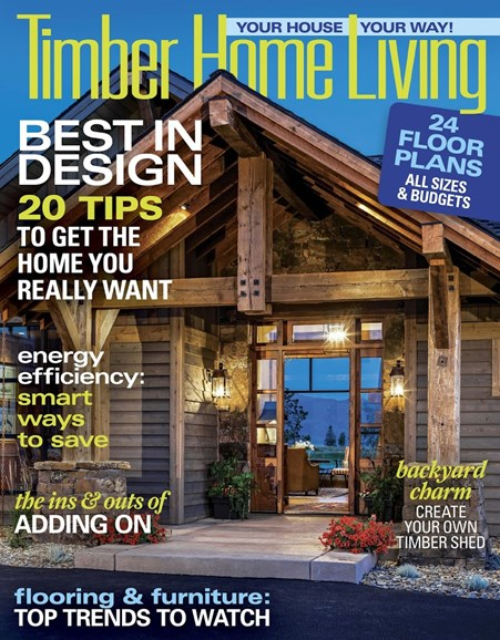 Timber Home Living Cover - 3/1/2017