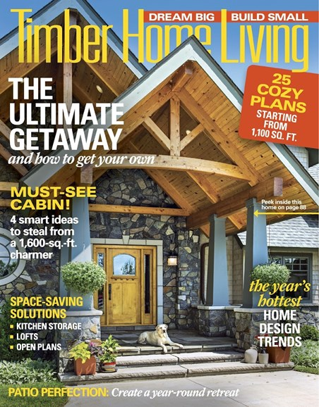 Timber Home Living Cover - 5/1/2017