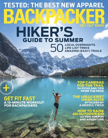 Backpacker Cover - 6/1/2017