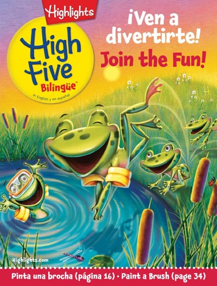Highlights High Five Bilingue Cover - 6/1/2017