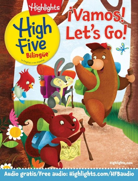 Highlights High Five Bilingue Cover - 5/1/2017