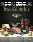 Texas Monthly Magazine 6/1/2017