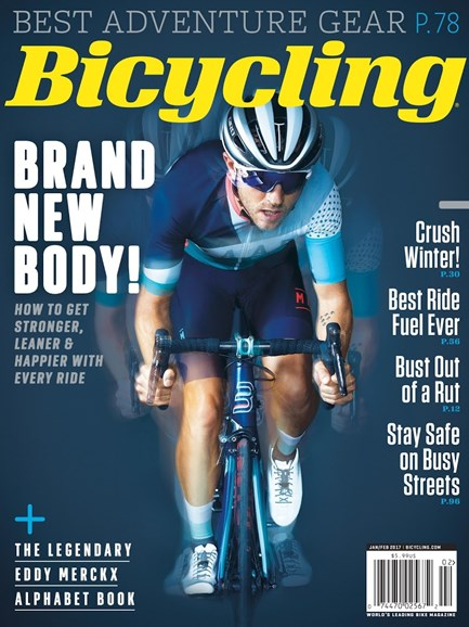 Bicycling Cover - 1/1/2017