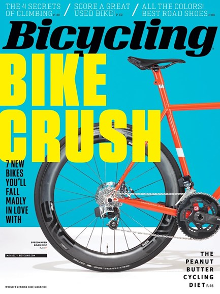 Bicycling Cover - 5/1/2017