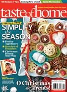 Taste of Home 12/1/2012