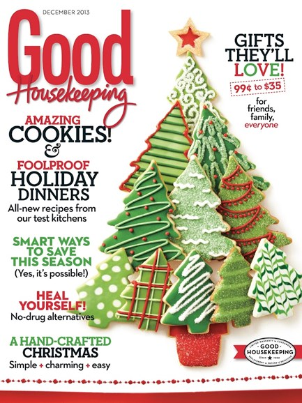 Good Housekeeping Cover - 12/1/2013
