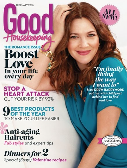 Good Housekeeping Cover - 2/1/2013