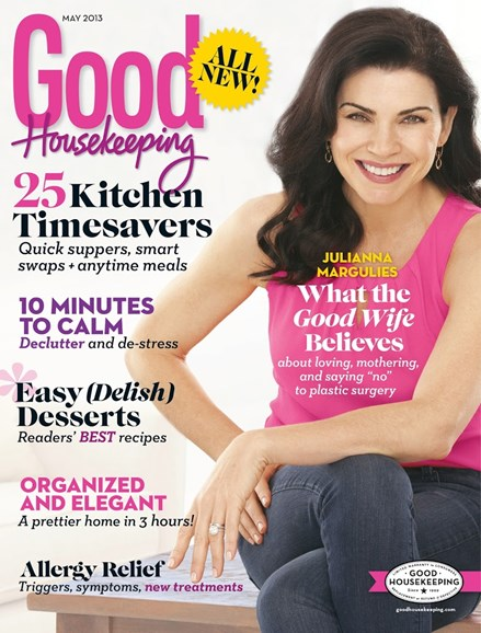 Good Housekeeping Cover - 5/1/2013