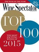 Wine Spectator Magazine 12/31/2015