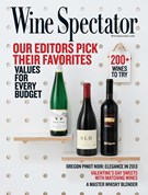 Wine Spectator Magazine 2/28/2016