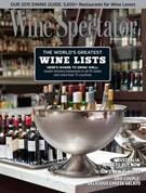 Wine Spectator Magazine 8/31/2015