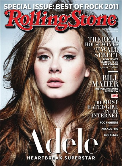 Rolling Stone Cover - 4/28/2011