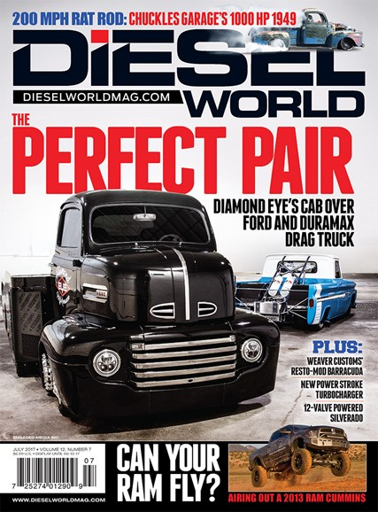 Diesel World Cover - 7/1/2017