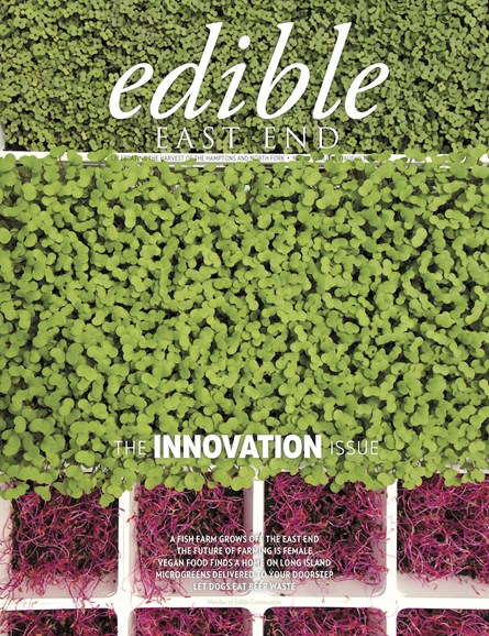 Edible East End Cover - 6/1/2017