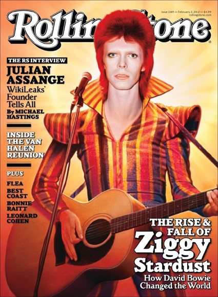 Rolling Stone Cover - 2/2/2012