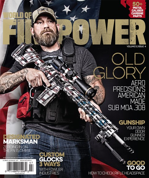 World of Firepower Cover - 7/1/2017