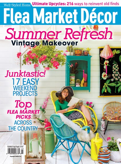 Flea Market Décor Cover - 7/1/2017