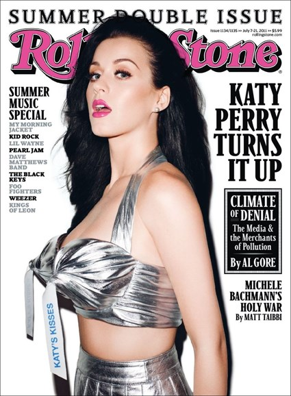 Rolling Stone Cover - 7/7/2011