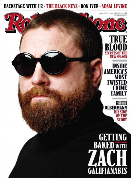 Rolling Stone Cover - 6/23/2011