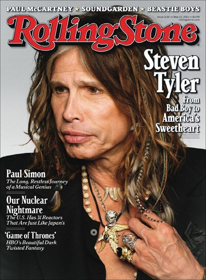 Rolling Stone Cover - 5/12/2011