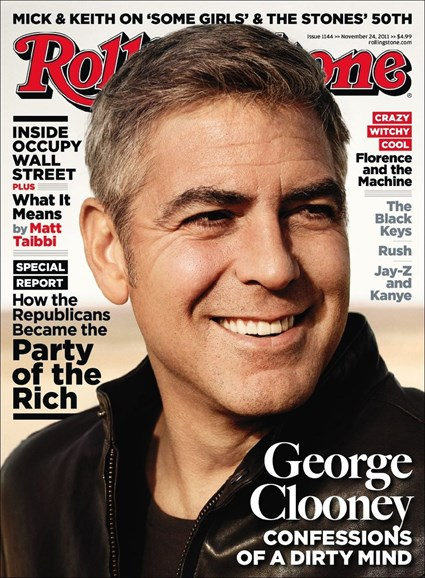 Rolling Stone Cover - 11/24/2011