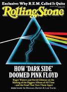 Rolling Stone Magazine 10/12/2011