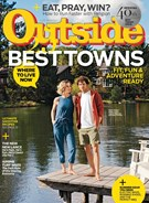 Outside Magazine 7/1/2017