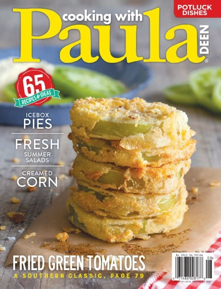 Cooking With Paula Deen Cover - 7/1/2017