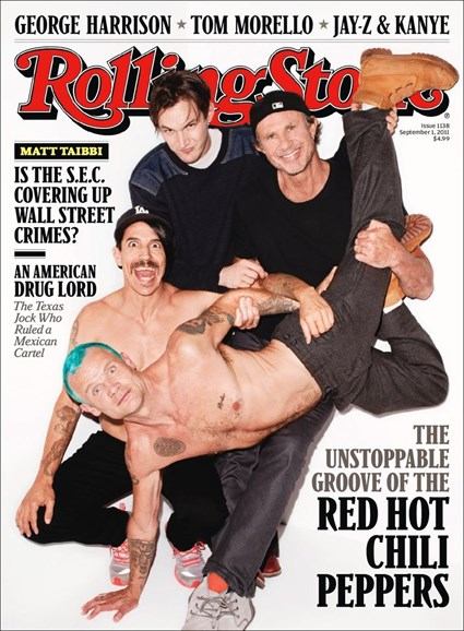 Rolling Stone Cover - 9/1/2011