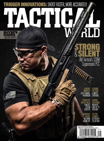 Tactical World Cover - 4/1/2017
