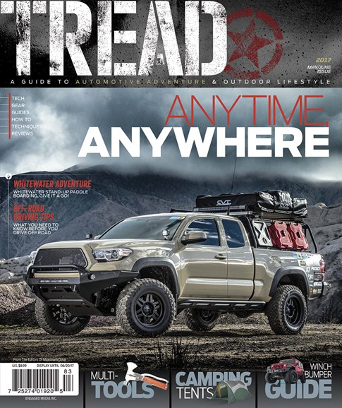 Tread Cover - 5/1/2017