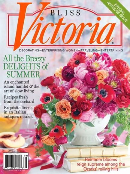 Victoria Cover - 7/1/2017
