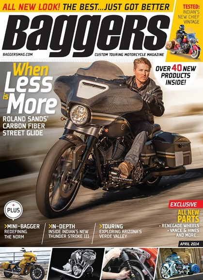 Baggers Cover - 4/1/2014