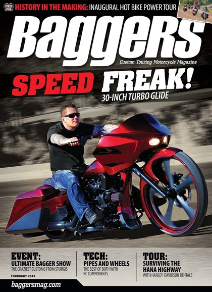 Baggers Cover - 2/1/2014