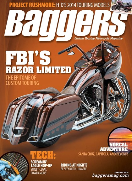 Baggers Cover - 1/1/2014