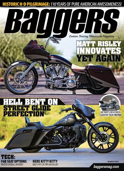 Baggers Cover - 3/1/2014