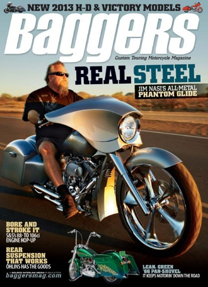 Baggers Cover - 1/1/2013