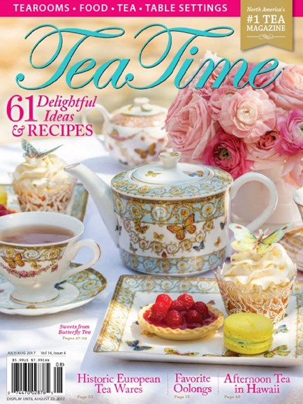 Tea Time Cover - 7/1/2017