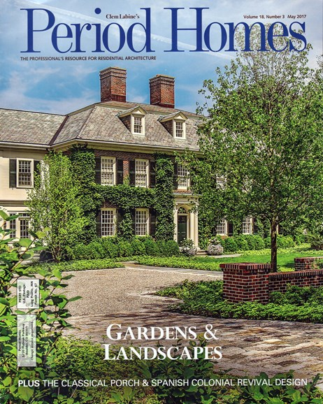 Period Homes Cover - 5/1/2017