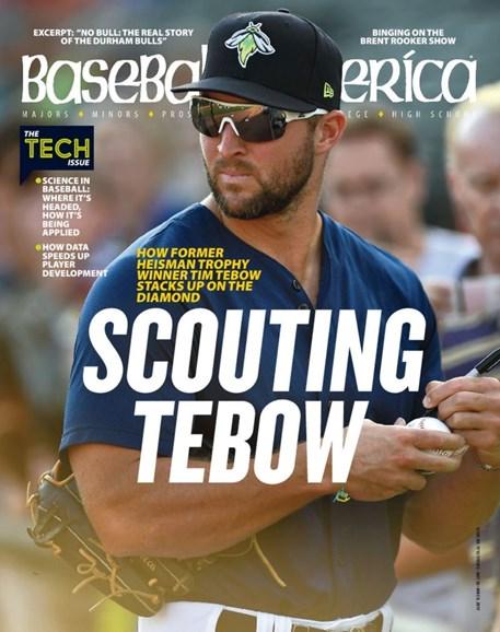 Baseball America Cover - 5/26/2017