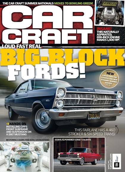 Car Craft Cover - 8/1/2017