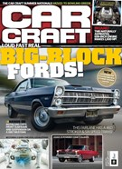 Car Craft Magazine 8/1/2017