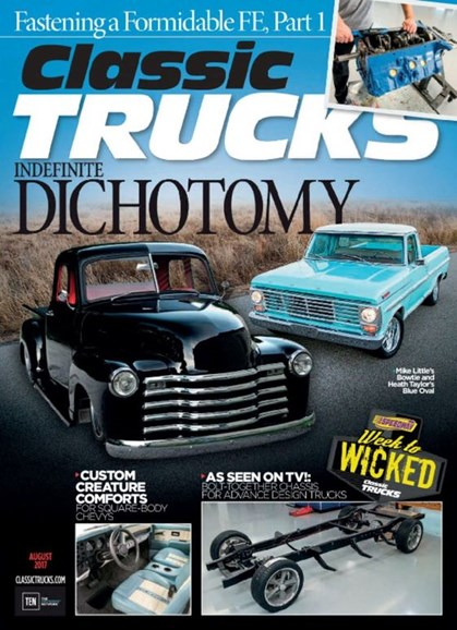 Classic Trucks Cover - 8/1/2017